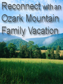 ozark mountain vacation deal