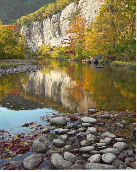 Buffalo River Water Levels 65