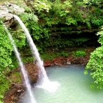 compton Double Falls